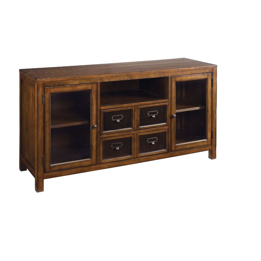 MERCANTILE-Entertainment Console Table
