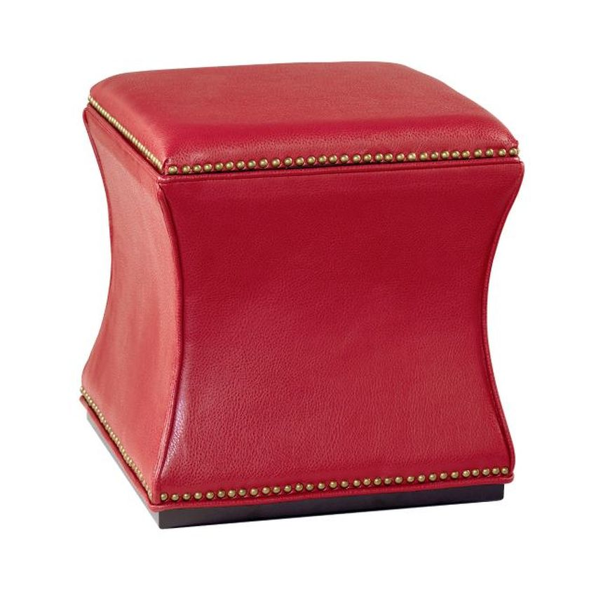 HIDDEN TREASURES-Red Storage Cube