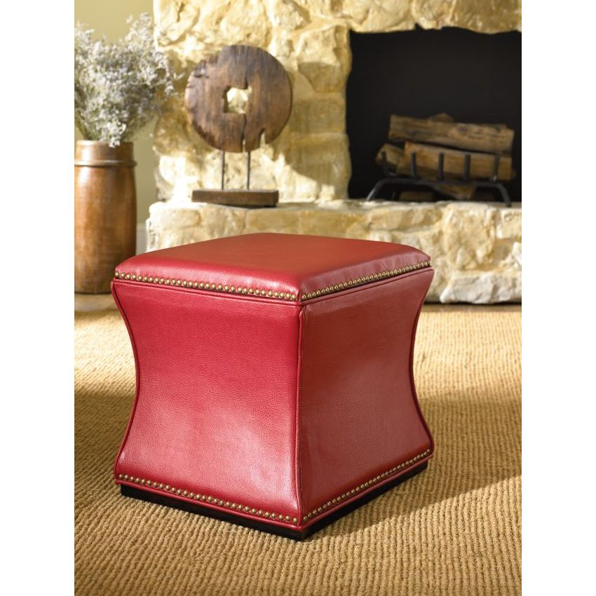 RED STORAGE CUBE - 2