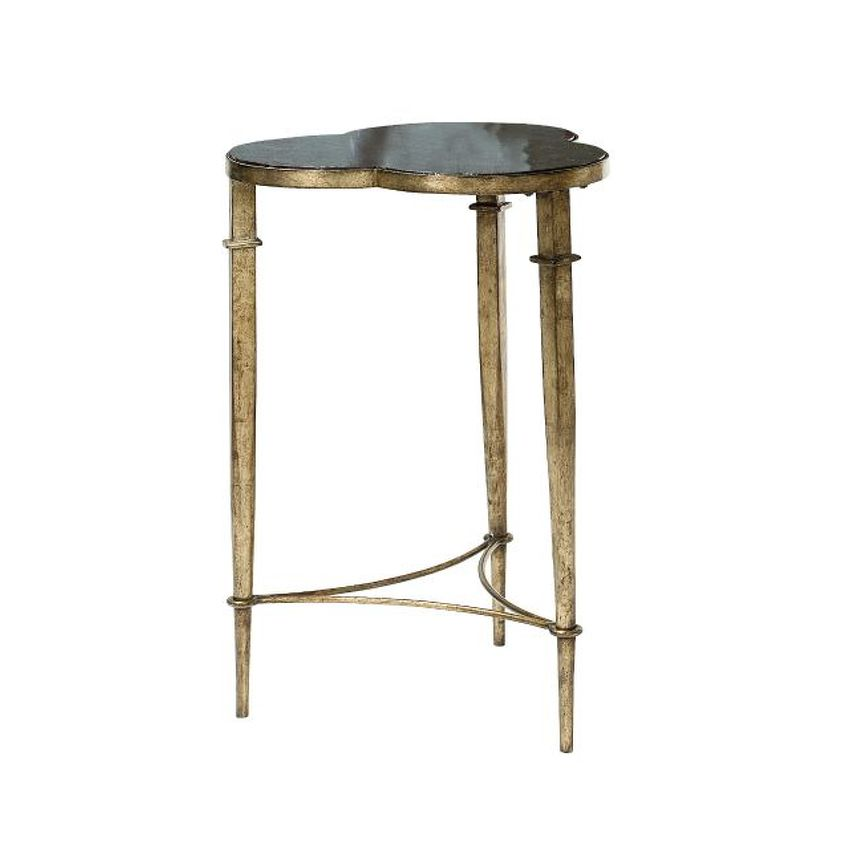 HIDDEN TREASURES-Clover Accent Table