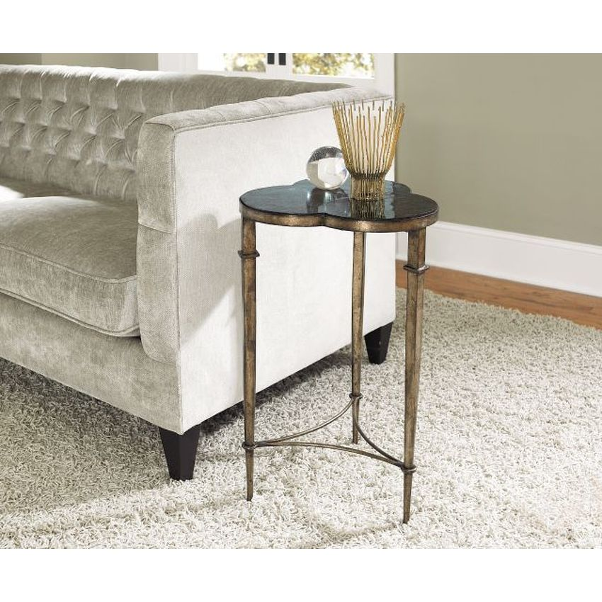 Clover Accent Table - 2