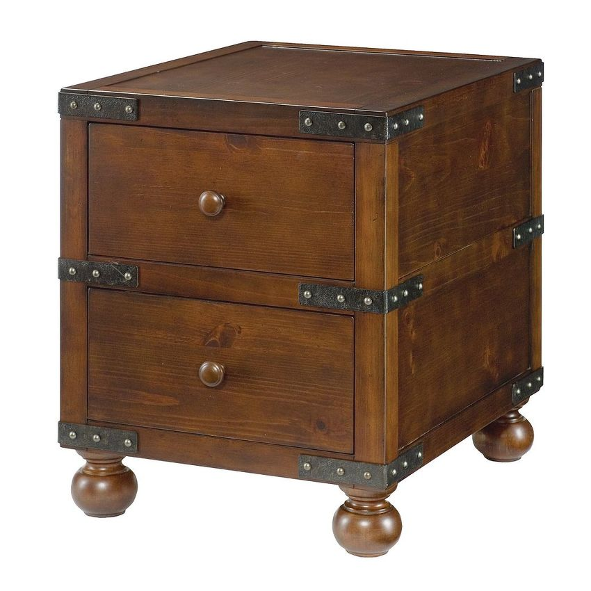 Trunk End Table - 1