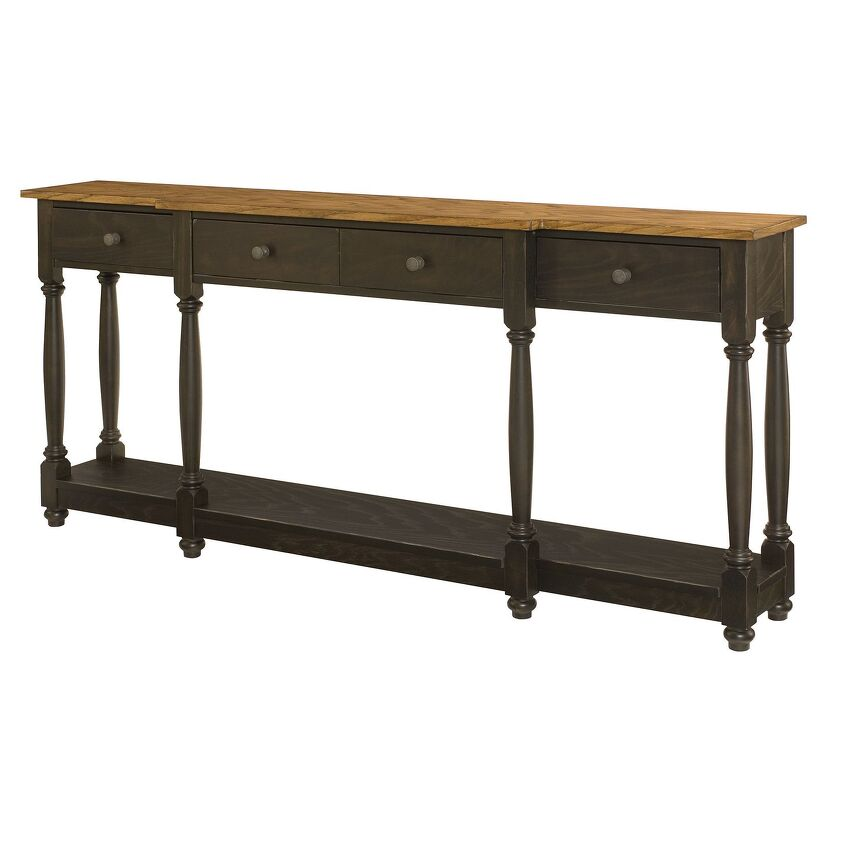 HIDDEN TREASURES-Drawer Console