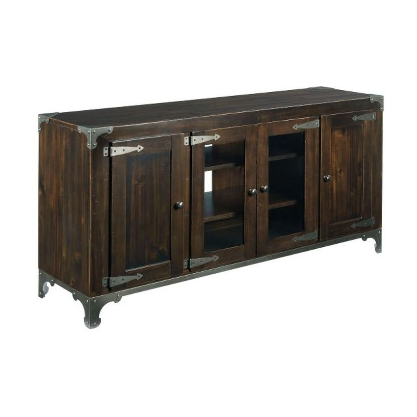 HIDDEN TREASURES-Ice Box Entertainment Console