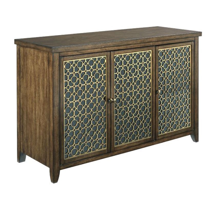 HIDDEN TREASURES-Wine/Entertainment Console