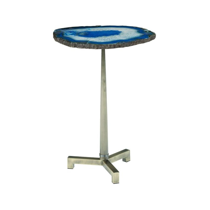-Blue Agate Table