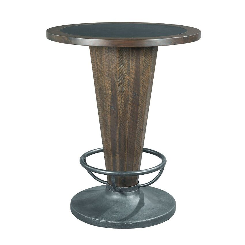 HIDDEN TREASURES-Cone Shaped Pub Table