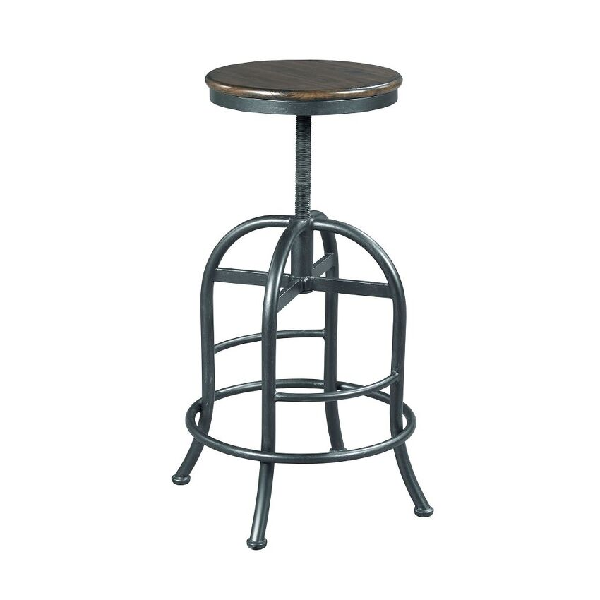 Adjustable Height Pub Stool - 2