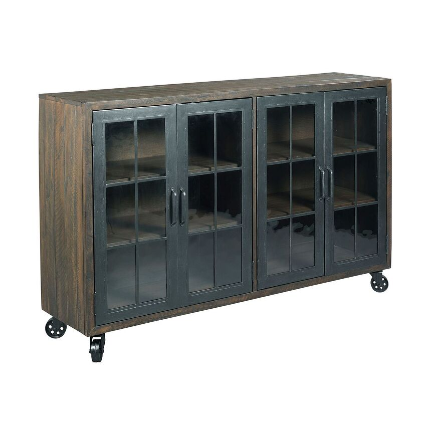 HIDDEN TREASURES-Trolley Door Cabinet