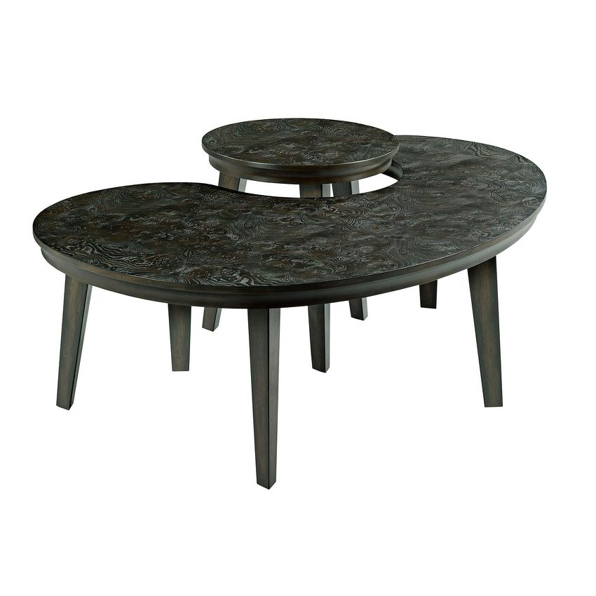 HIDDEN TREASURES-Kidney Nesting Tables