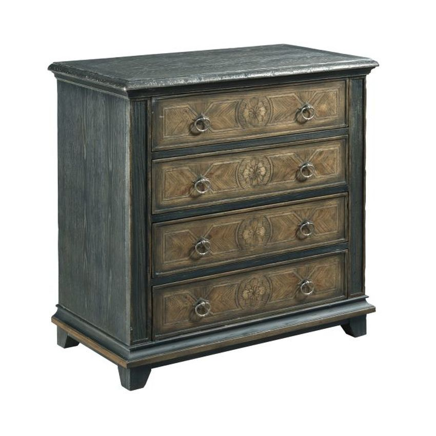 HIDDEN TREASURES-Four Drawer Cabinet