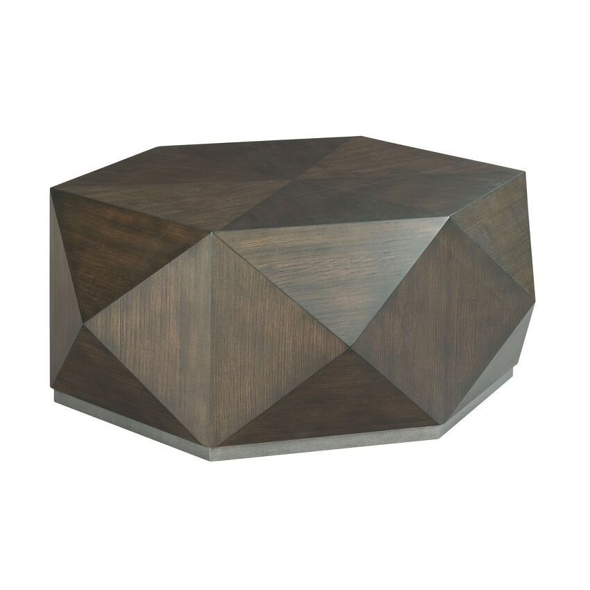 HIDDEN TREASURES-HEX COCKTAIL TABLE