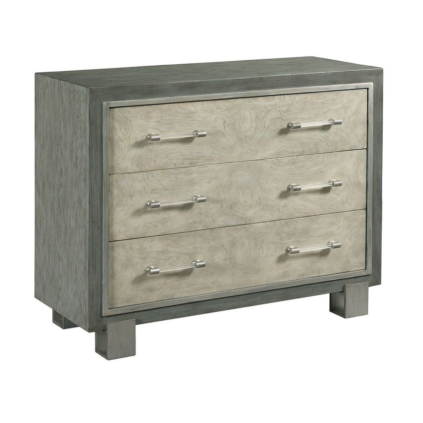 HIDDEN TREASURES-THREE DRAWER CABINET