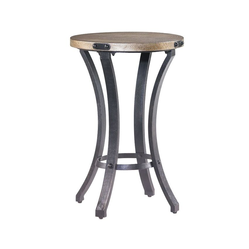 ROUND ACCENT TABLE - 1