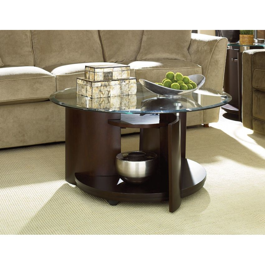 ROUND COCKTAIL TABLE - 2