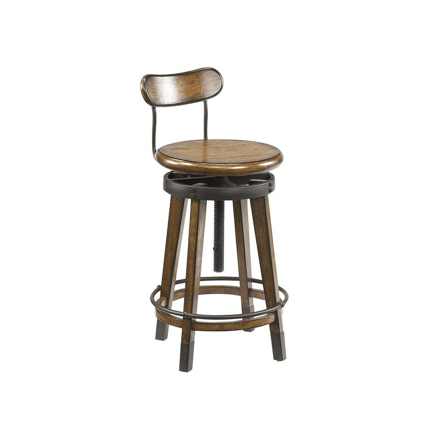 STUDIO HOME-ADJUSTABLE STOOL