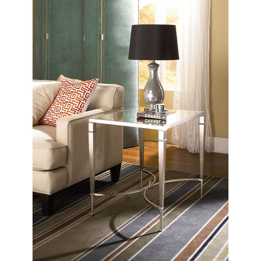 Rectangular End Table - 2