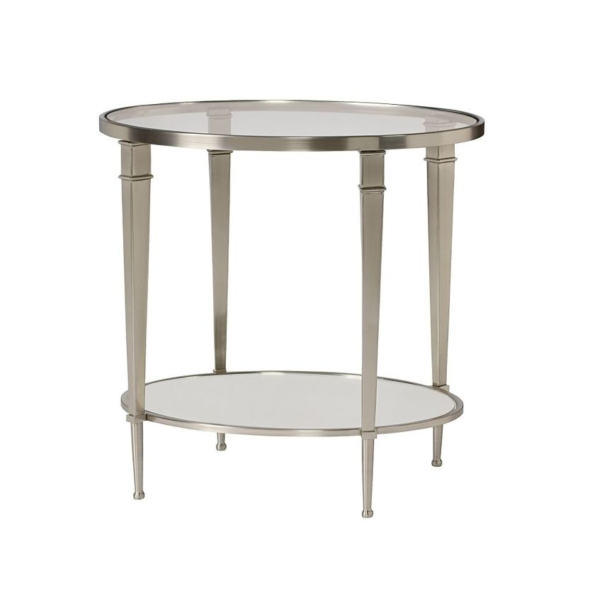 OVALE END TABLE - 1