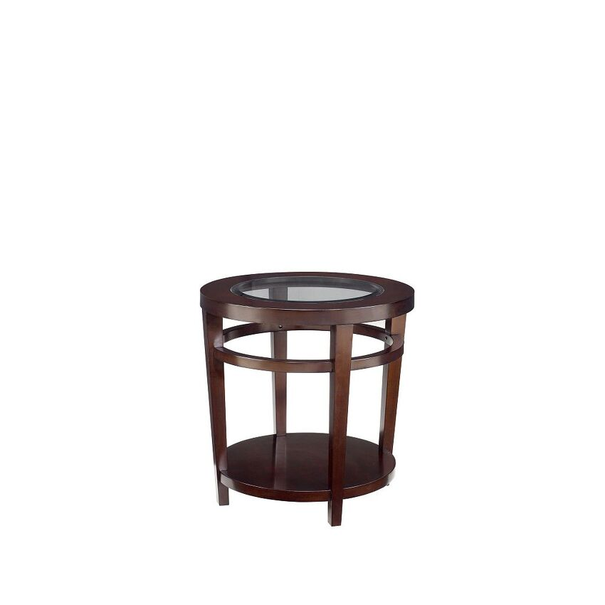 ROUND END TABLE - 1