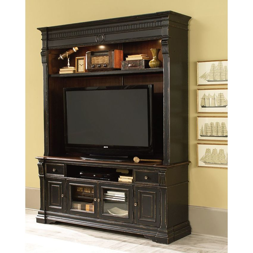 Entertainment Console Hutch - 2
