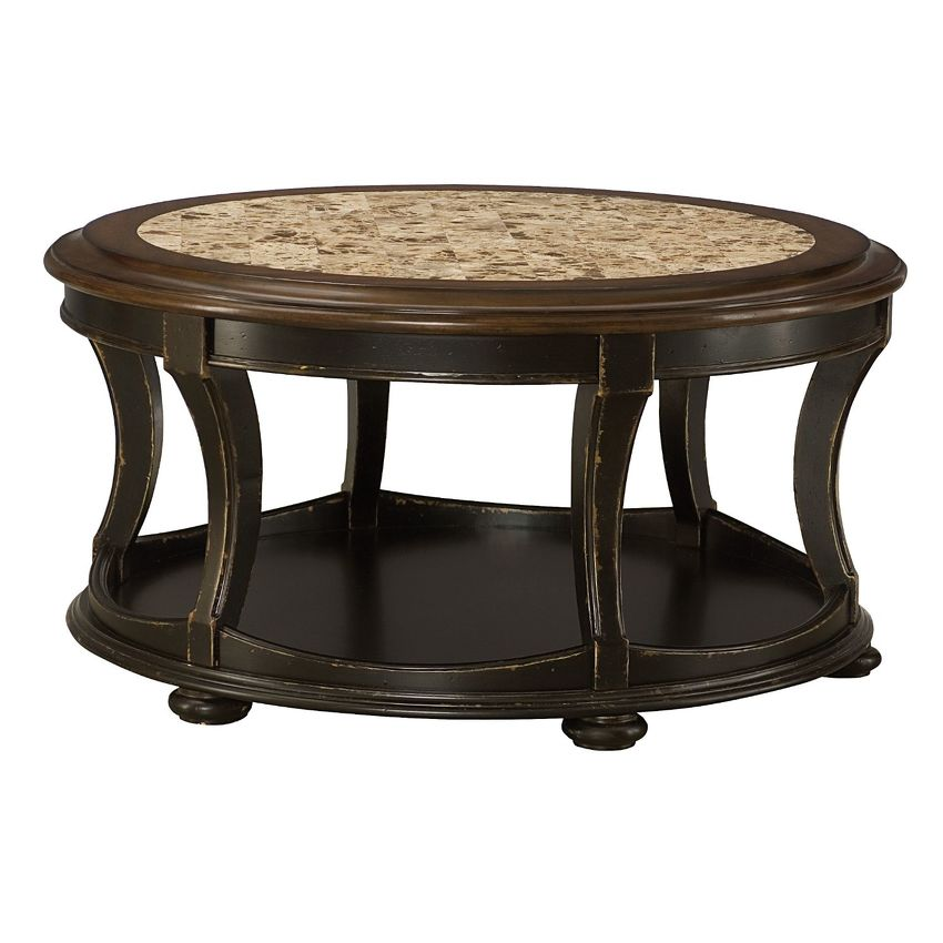 DORSET-Round Cocktail Table