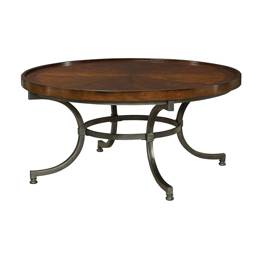 BARROW-Round Cocktail Table