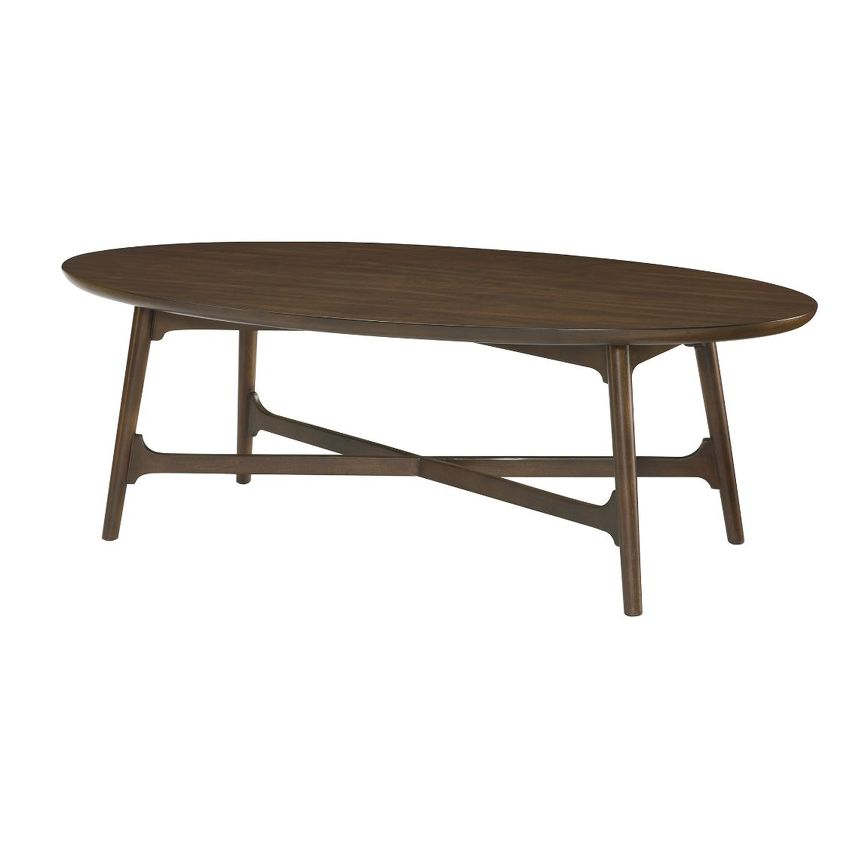 MILA-Oval Cocktail Table