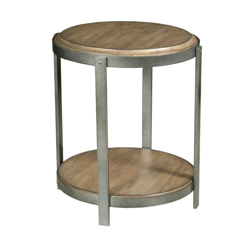 Evoke-ROUND ACCENT TABLE