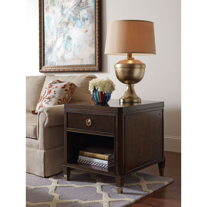 DRAWER END TABLE - 2