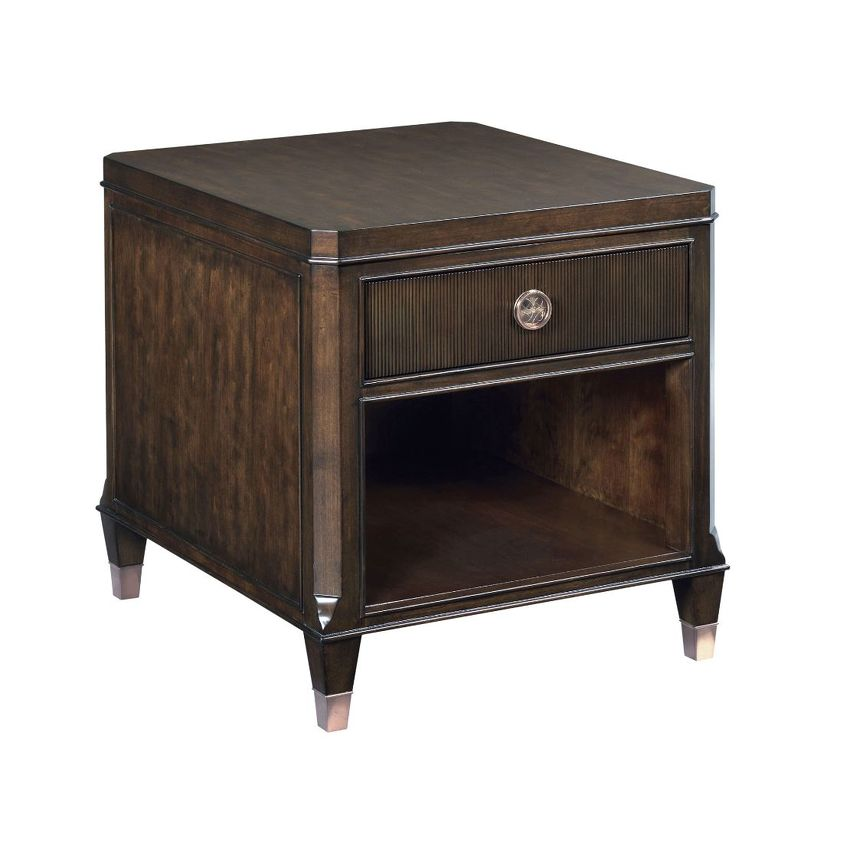 GRANTHAM HALL-DRAWER END TABLE