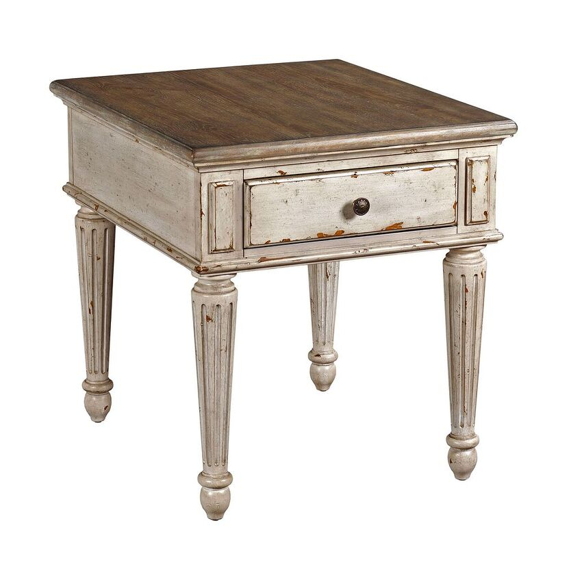 DRAWER END TABLE - 1