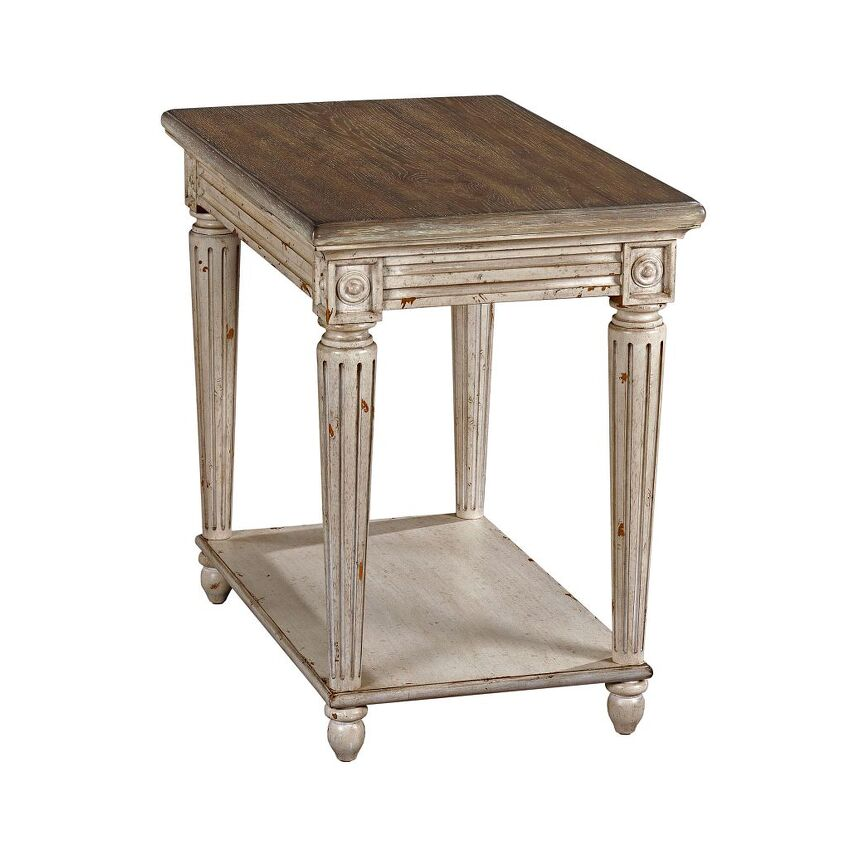 Southbury-CHARGING CHAIRSIDE TABLE