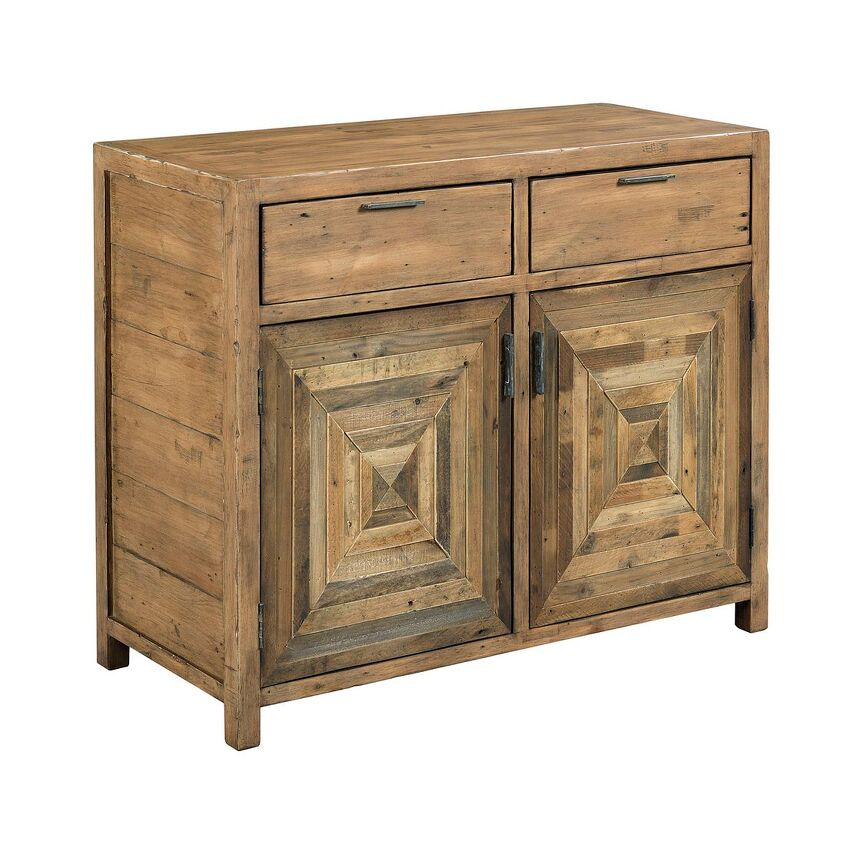 RECLAMATION PLACE-ACCENT CABINET