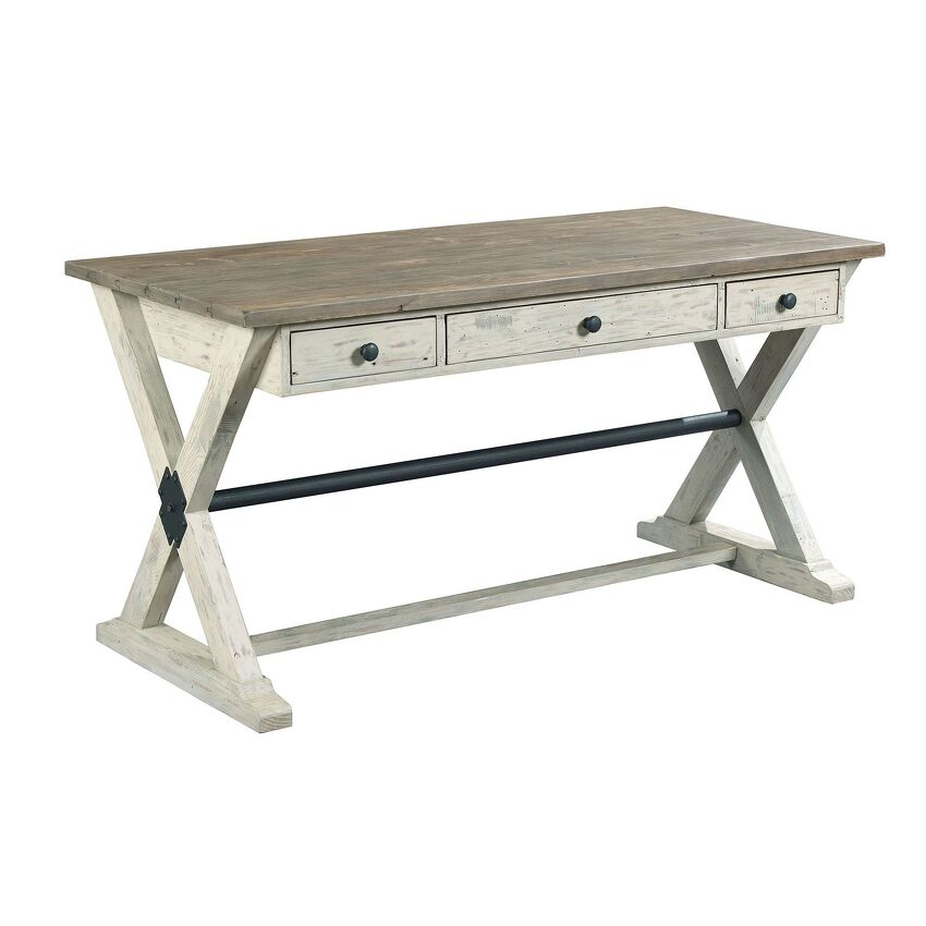 RECLAMATION PLACE-Trestle Desk
