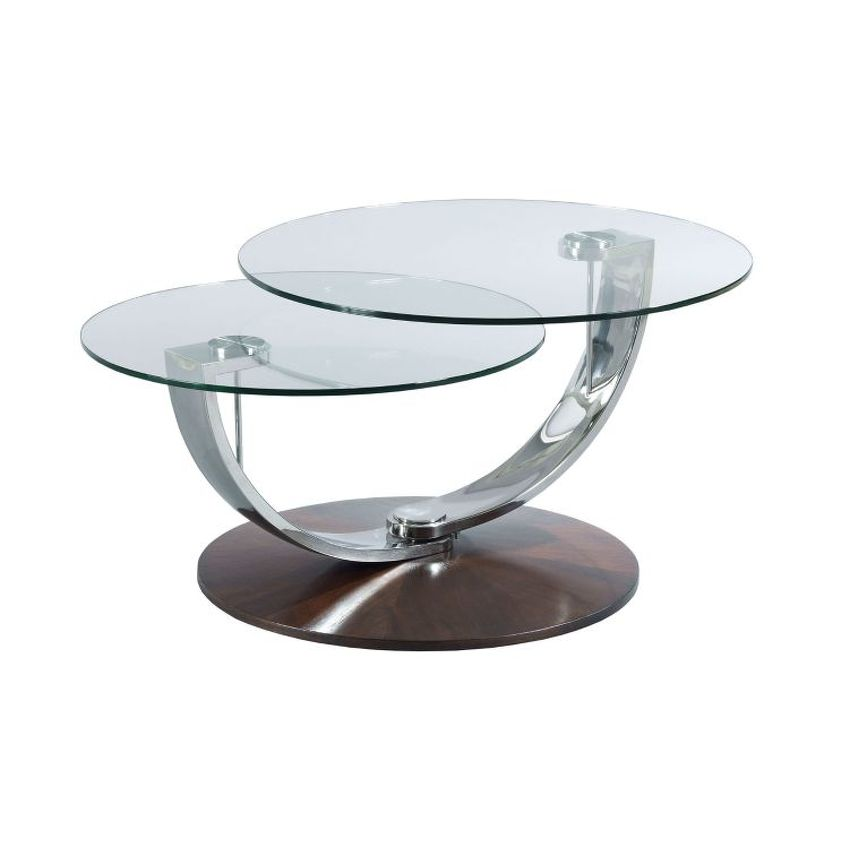 PIVOT-Round Cocktail Table