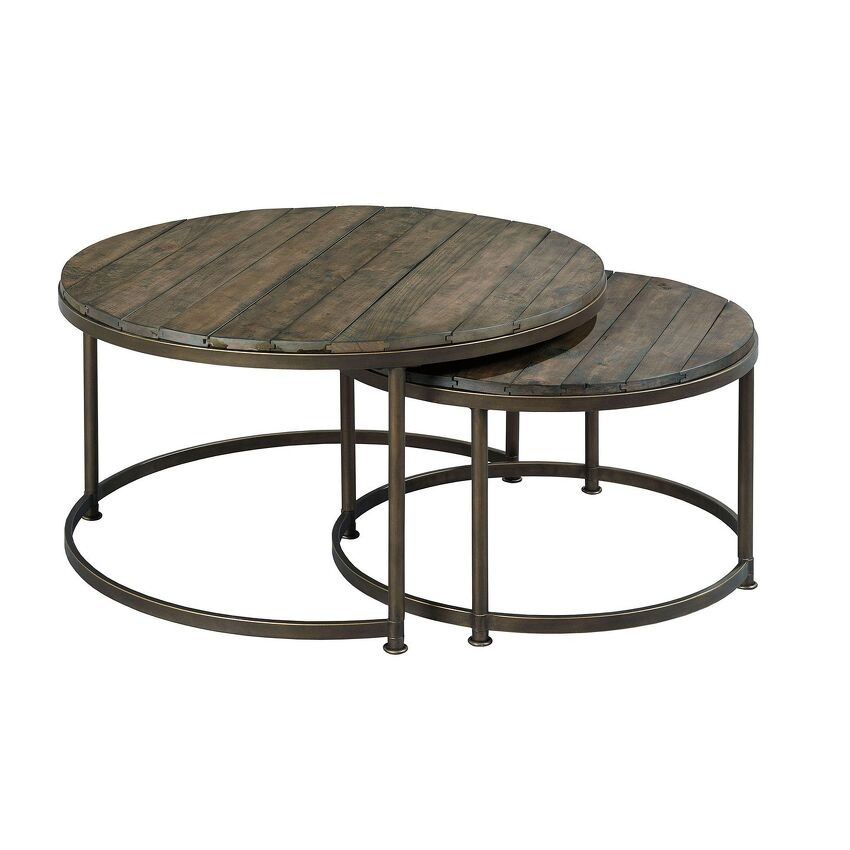 LEONE-Round Cocktail Table