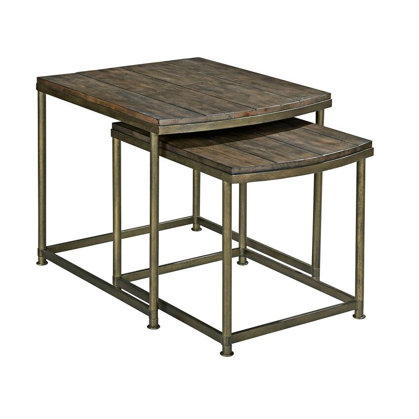 -Nesting End Table