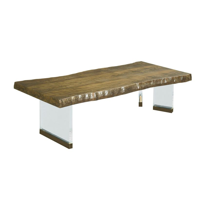 AD Modern Organics-BREVARD LIVE EDGE COCKTAIL TABLE