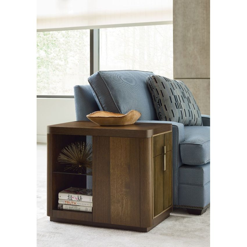 KERN DRAWER END TABLE - 2