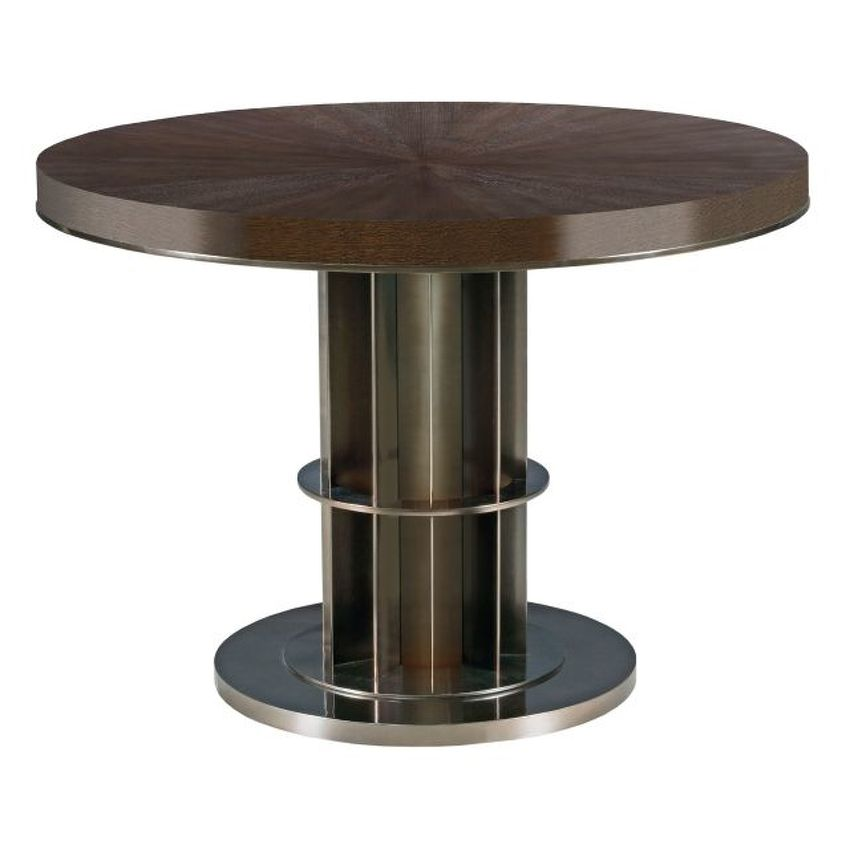 AD Modern Classics-LINDSEY ADJ.HT COUNTER DINING TABLE COMPLETE