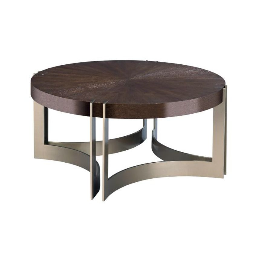 Ad Modern Clics Kenton Round Tail Table