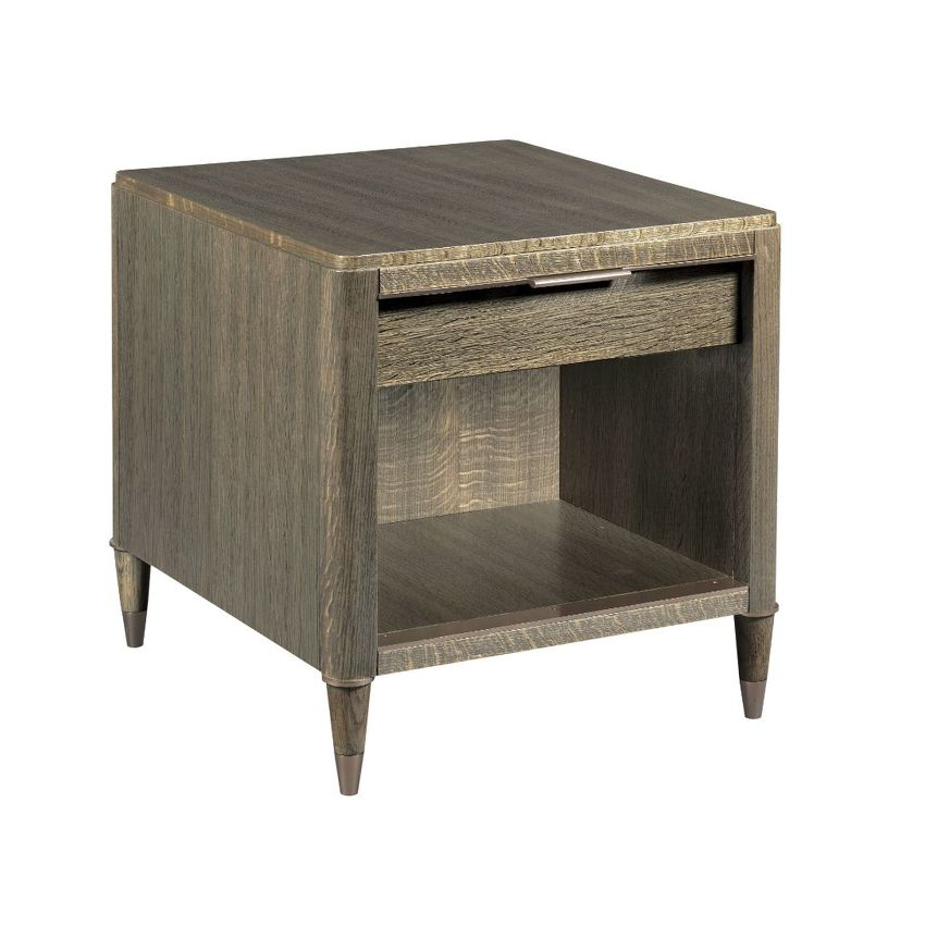AD Modern Classics-DIXON DRAWER END TABLE