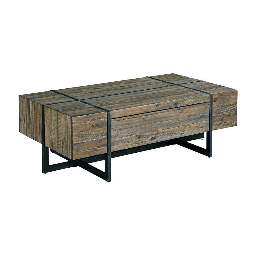 Modern Timber-Rectangular Cocktail