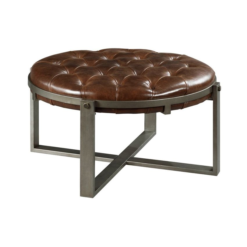 INTERMIX-Round Cocktail Table