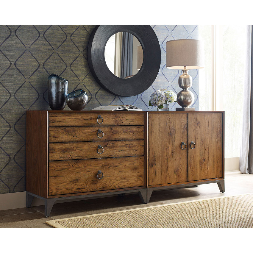 Lumber Bunching Drawer Chest - 3
