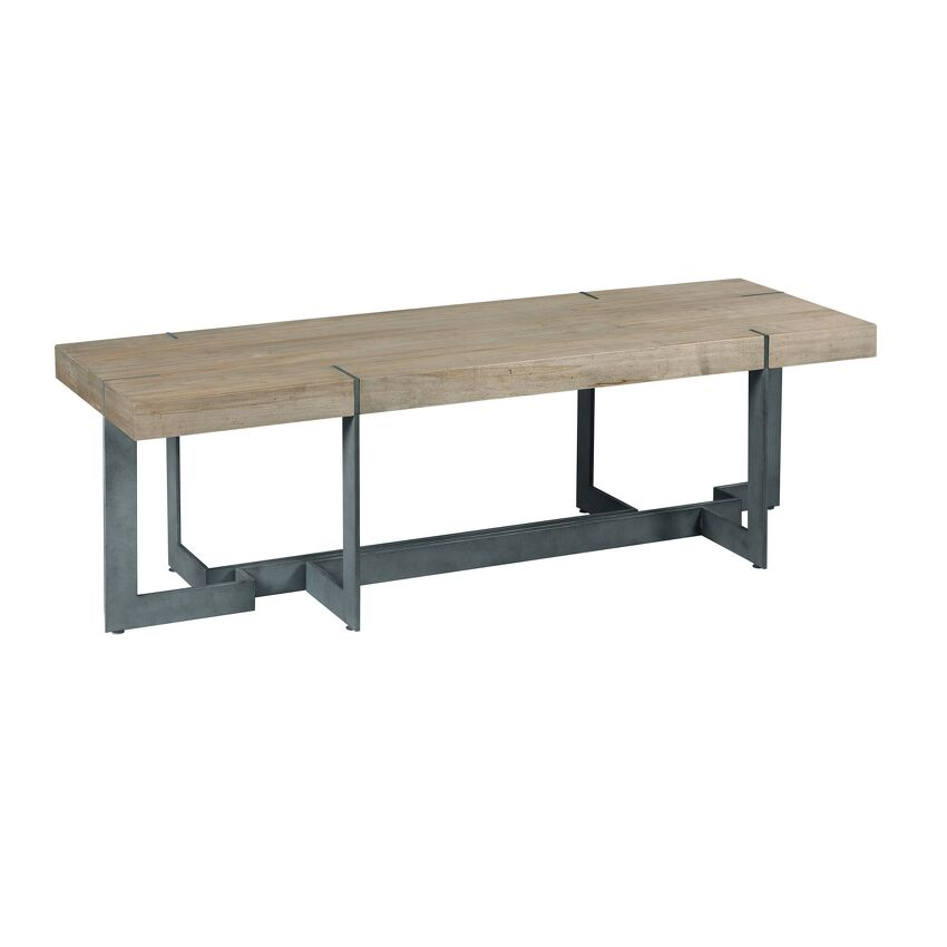 AD Modern Synergy-Avant Rectangular Cocktail Table