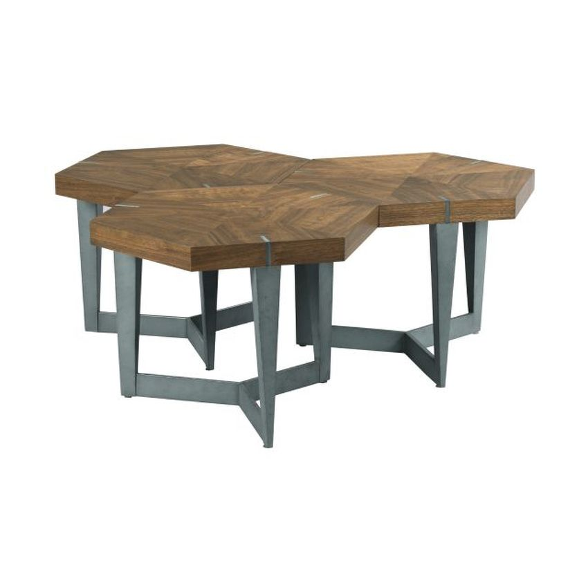 -Echo Bunching Cocktail Table