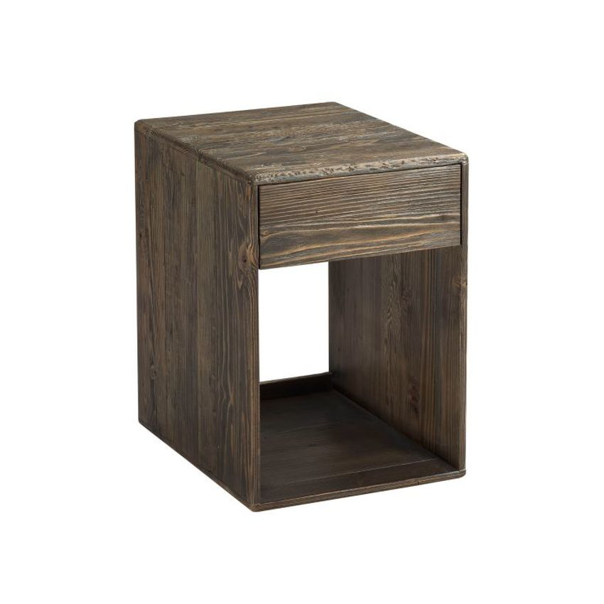 -Block End Table
