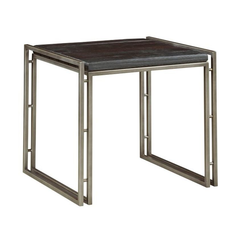 SAGEWOOD-Rectangular End Table