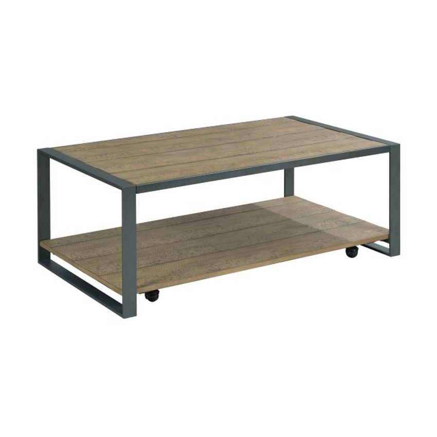 BLANTON-Rectangular Cocktail Table